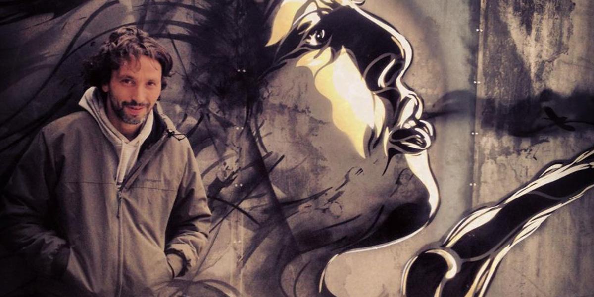 Паноптикон. Выставка Стрит-артиста Кристиана Геми, известного, как С215