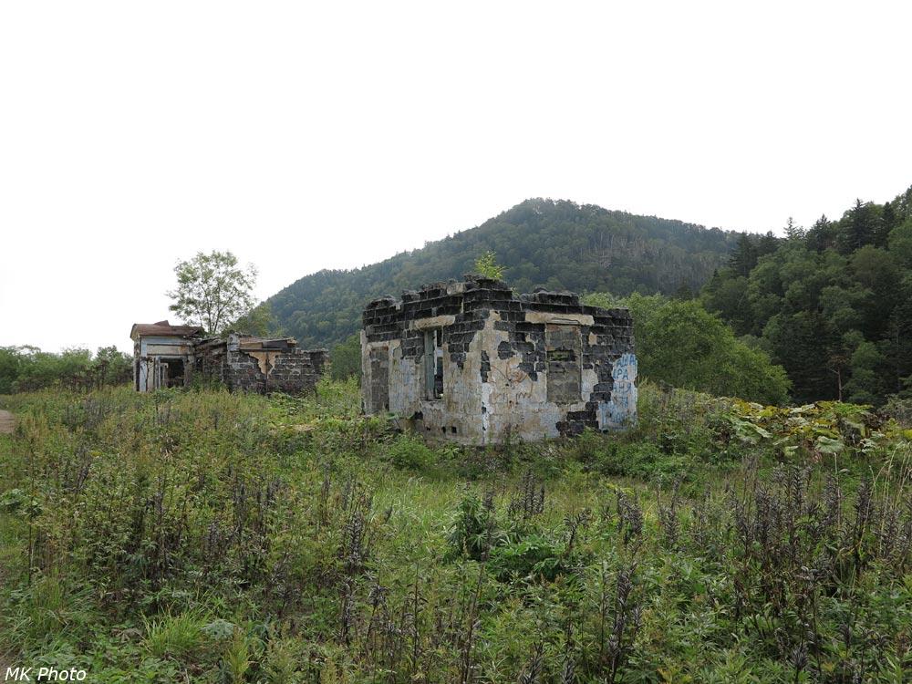 Станционные руины