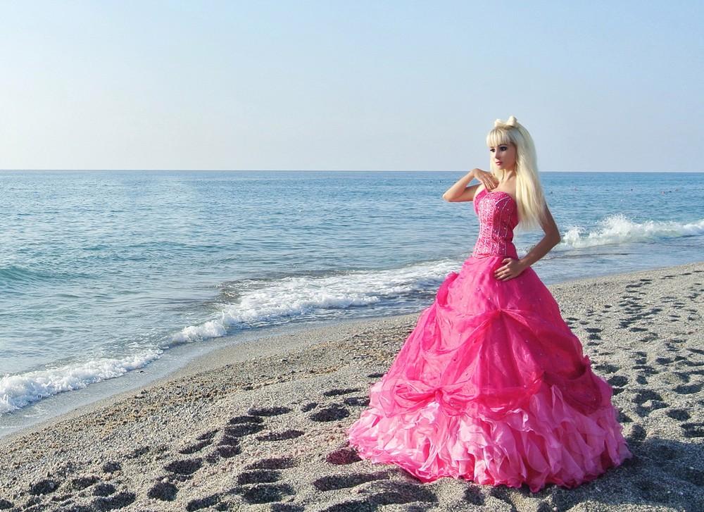 Татьяна Тузова — русская Барби