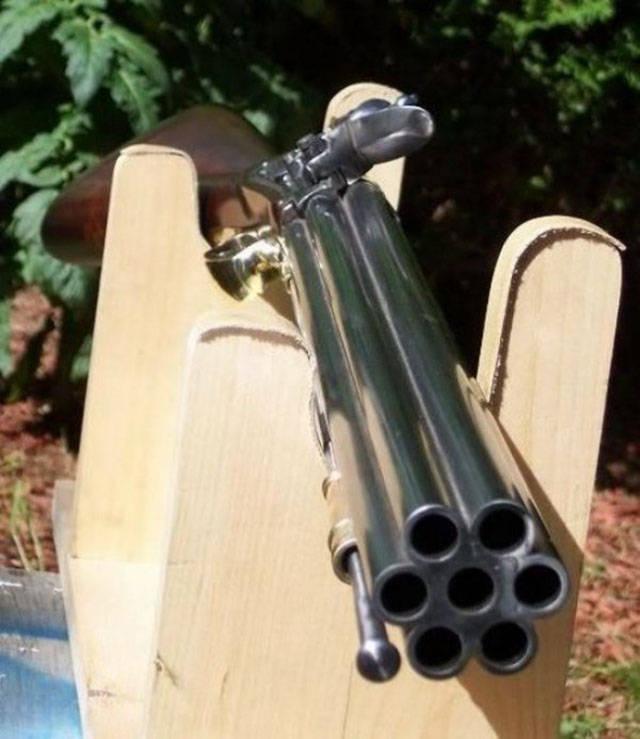 Удивительное оружие