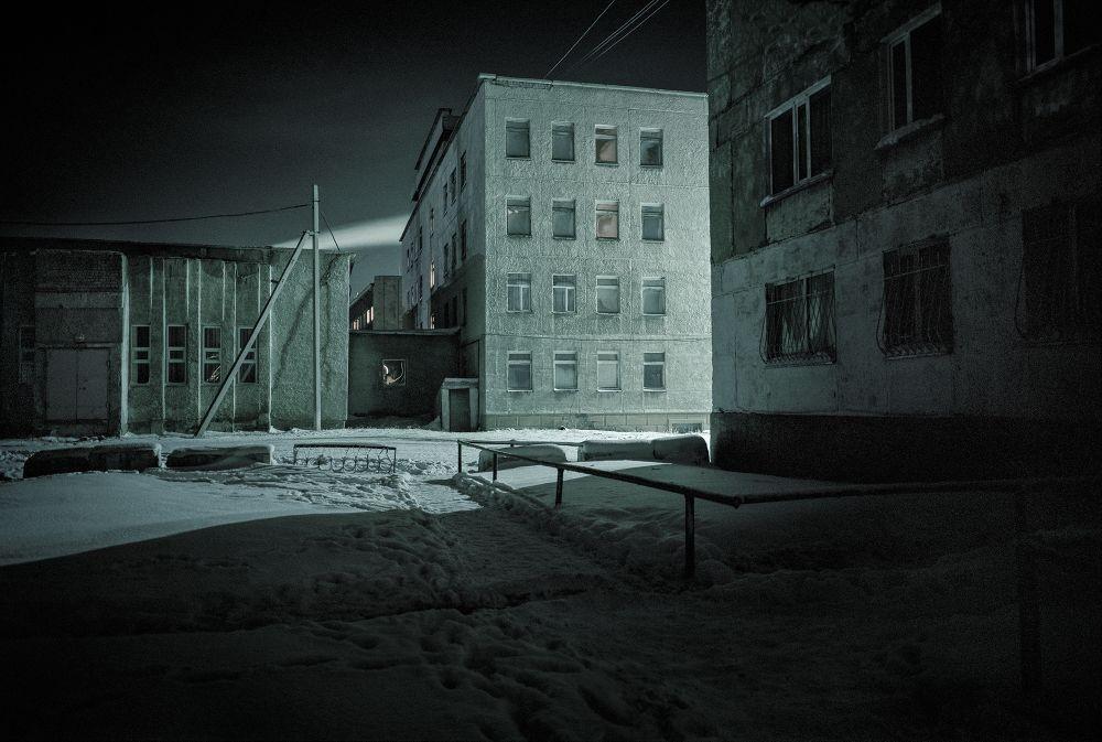 Целина: жизнь бывших заключенных в казахской степи