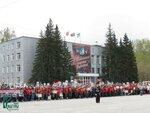 В пятый раз в Бердске по главной улице города прошло шествие «Бессмертного полка»