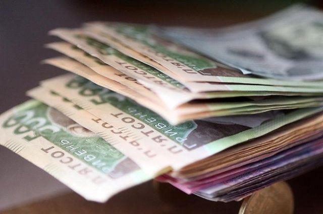 Зарплаты вУкраине: задолженность резко увеличилась