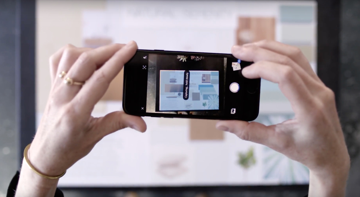 Adobe представила приложение-сканер с возможностью редактирования PDF