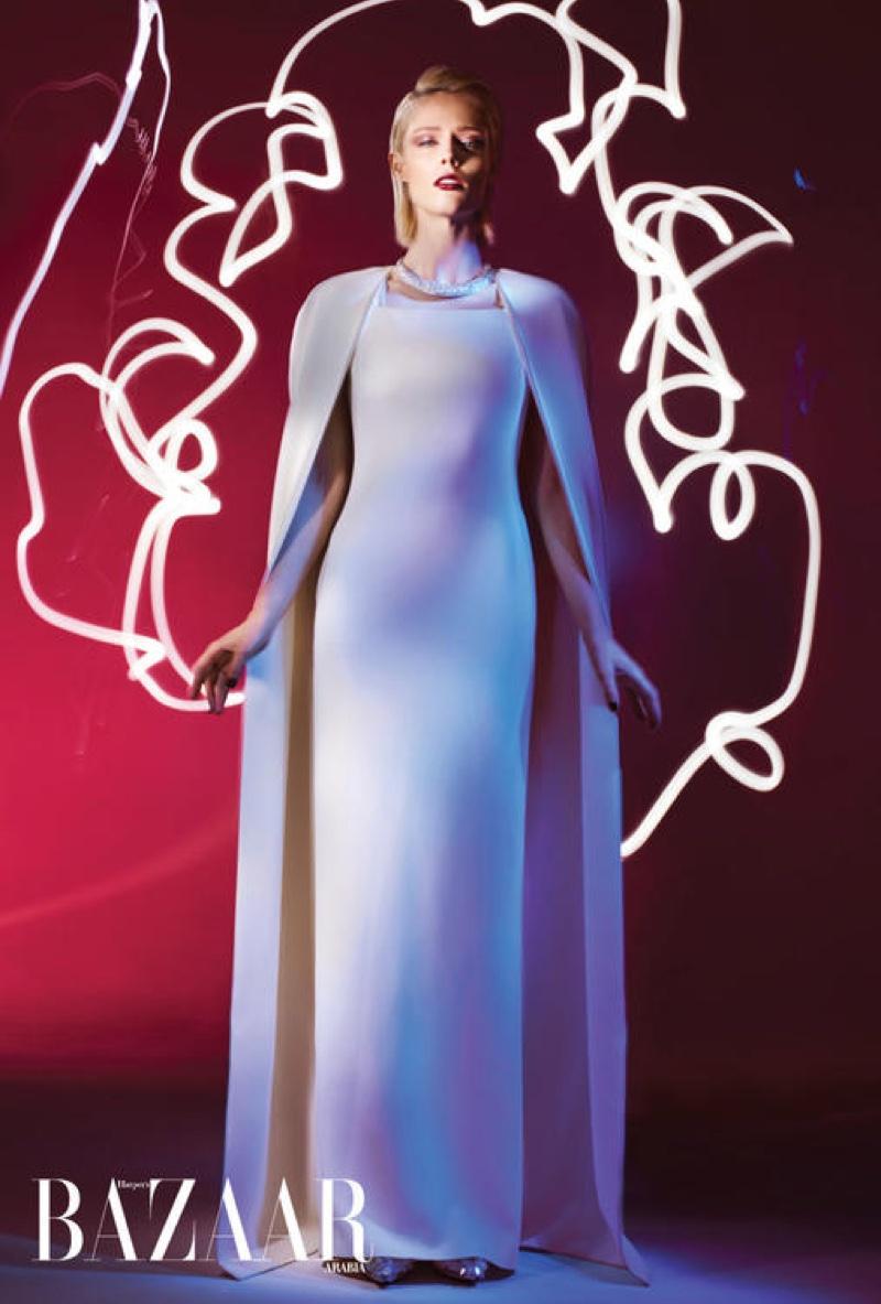 Коко Роша в Harper's Bazaar Arabia