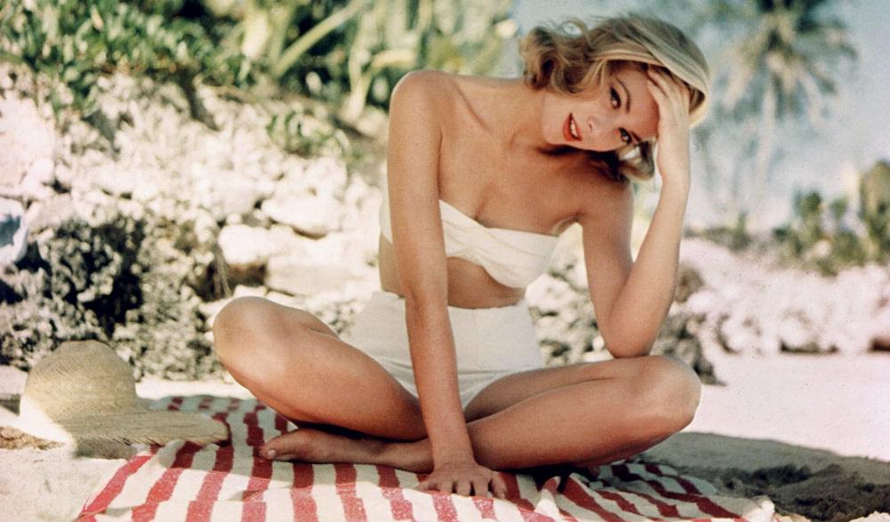 Грейс Келли, 1954.