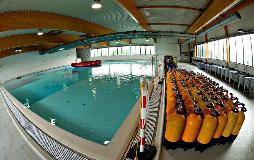 Nemo 33 - Самый глубокий бассейн в мире