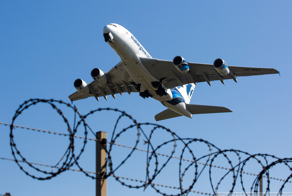 23. У Malaysia Airlines самый бедный выбор направлений — они летают только в Лондон из Куала-Лу