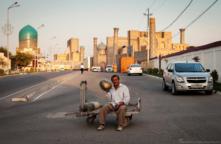 Самарканд — самый туристический город Узбекистана (36 фото)