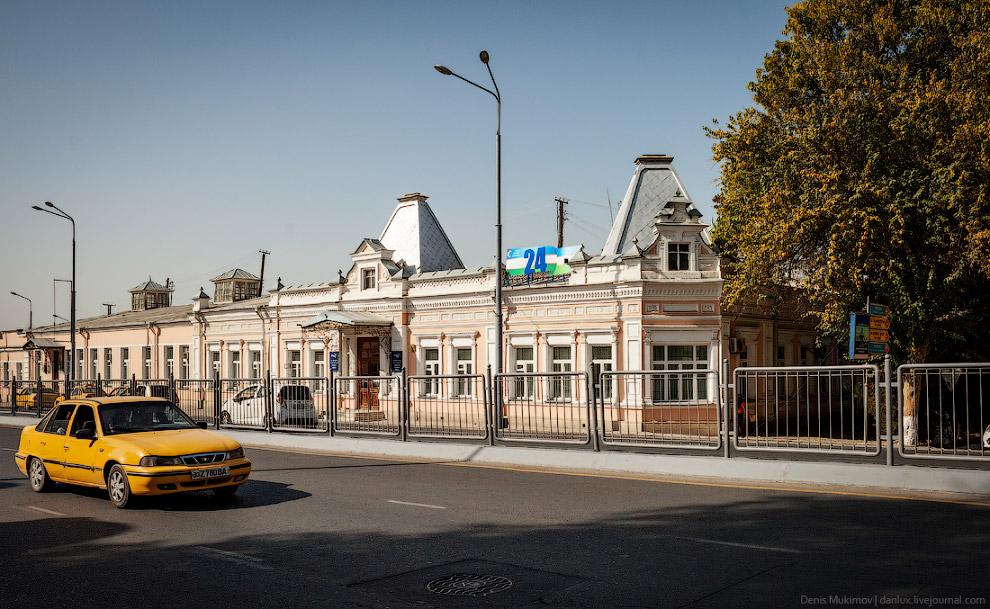 10. В 2001 году город и его исторические архитектурные и археологические памятники были внесены