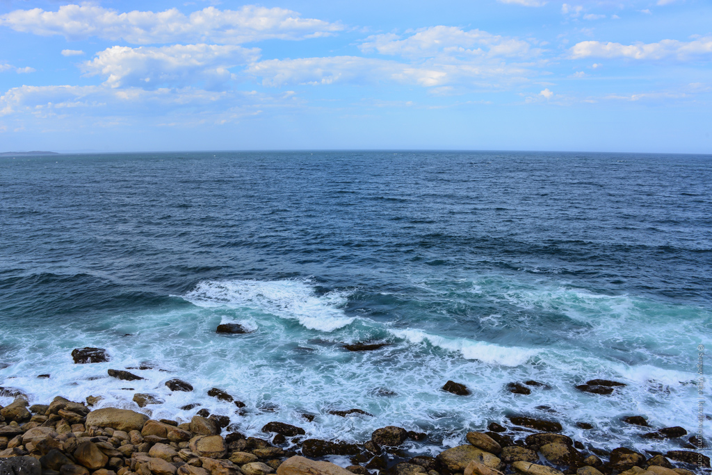 Как выглядит австралийский край земли?