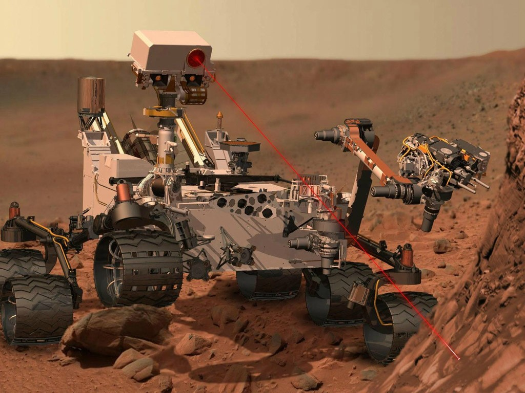 Учёными доказано, что прежде наМарсе было больше воздуха