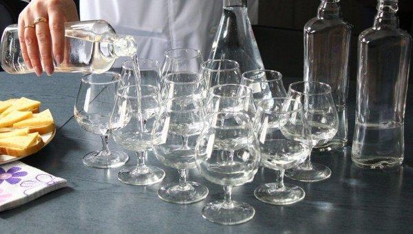 «Укрспирт» передумал увеличивать цены на спирт