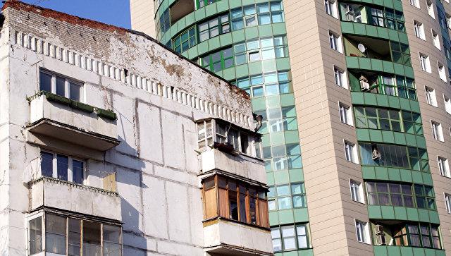 Государственная дума поменяет федеральное законодательство для расселения хрущёвок в столицеРФ — Вячеслав Володин