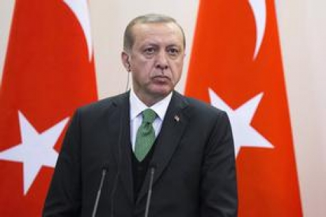 Эрдоган обвинил Израиль врасизме
