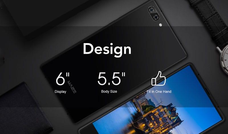 Смартфон Maze Alpha «убьет» Galaxy S8 иiPhone 8