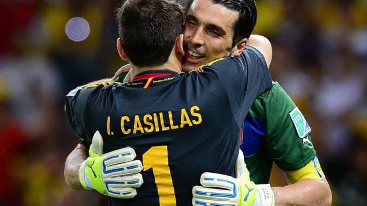 Икер Касильяс: вполне возможно, Буффон сможет выиграть «Золотой мяч»