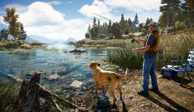 Американские геймеры потребовали отменить Far Cry 5