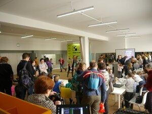 Фестиваль науки и техники «Центробежная Сила» в Северном Чертаново