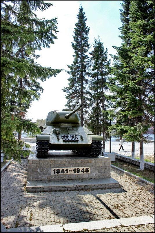 Кыштым 3103 Танк Т-34