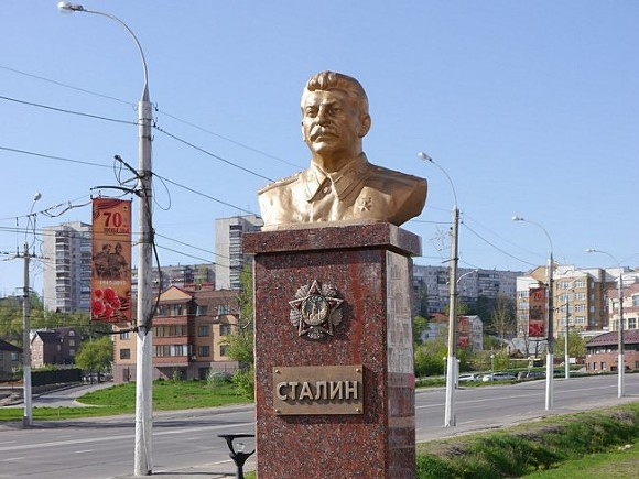 20161111_13-17-Новосибирские почитатели Сталина заказали создание его бюста