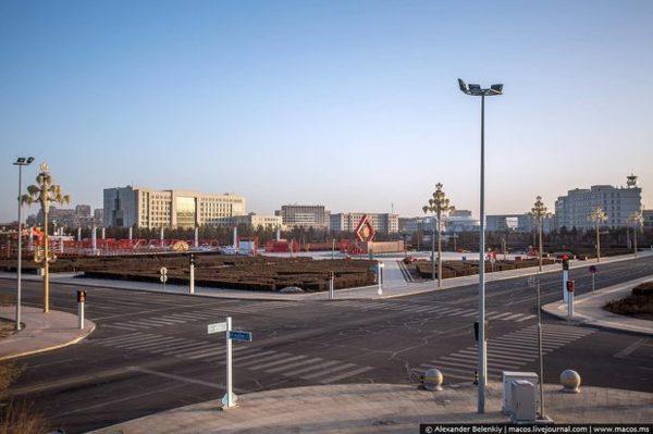 Город с жителями без соседей