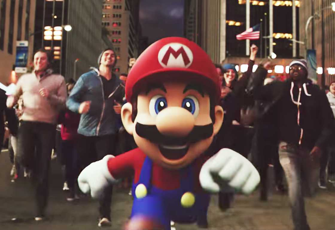 Super Mario Run - Nintendo unveils an epic commercial