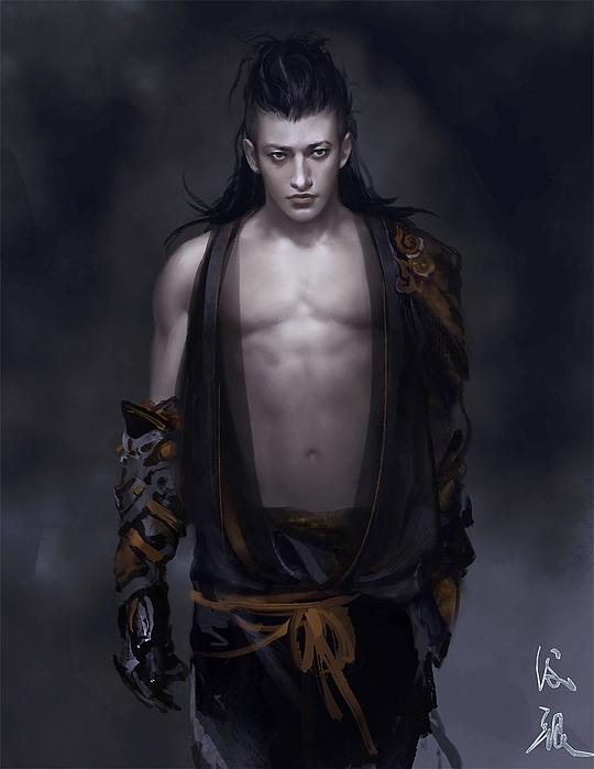 Conceptual Portraits by Mingzhu Yang