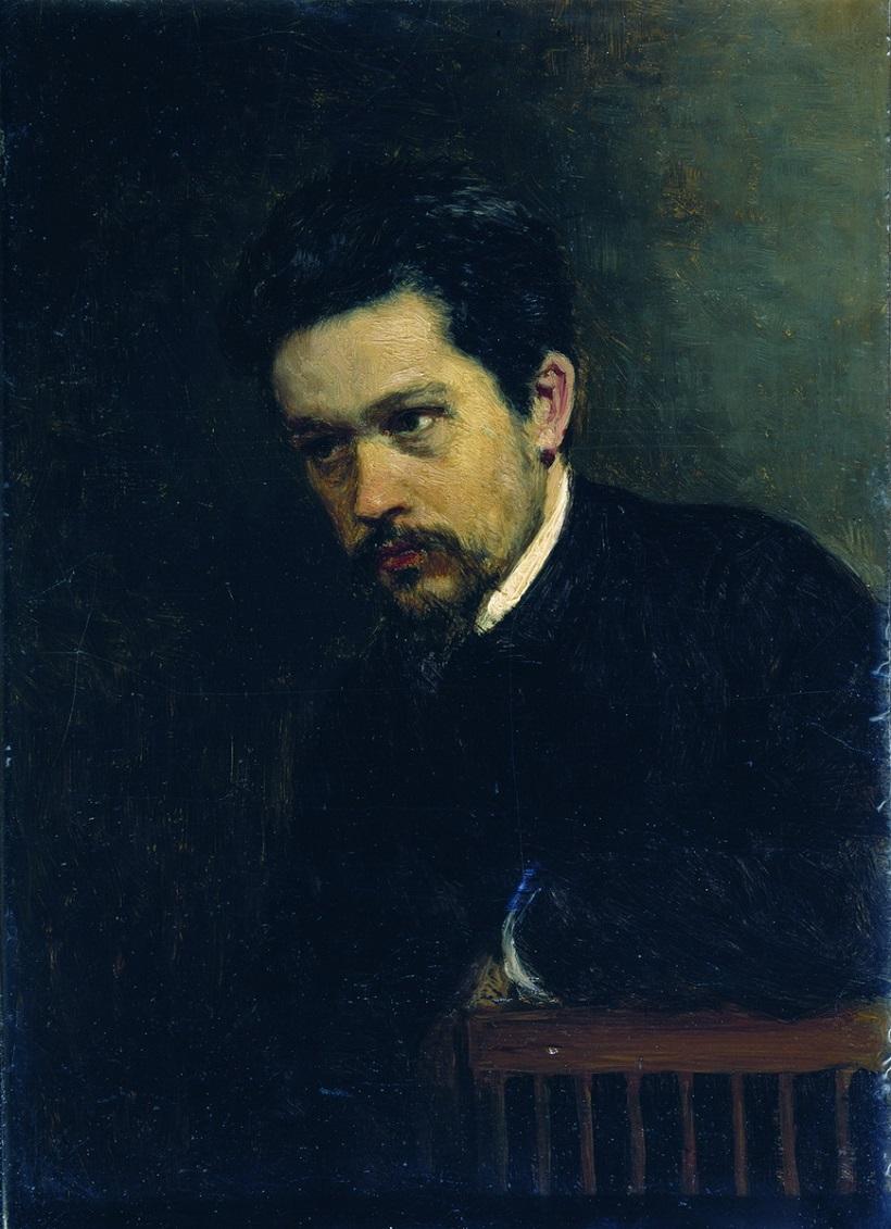 Ярошенко. Автопортрет. 1895.jpg