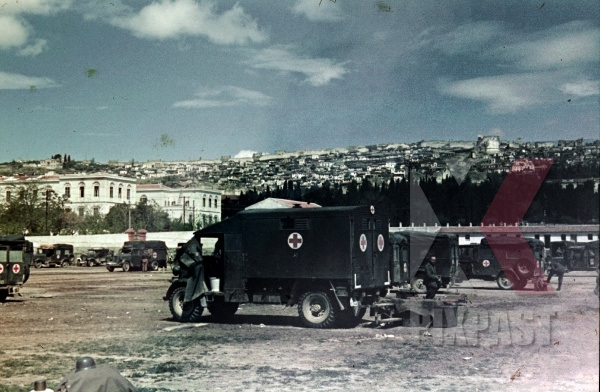stock-photo-captured-british-ambulance-trucks-thessalonik-greece-1942-10031.jpg