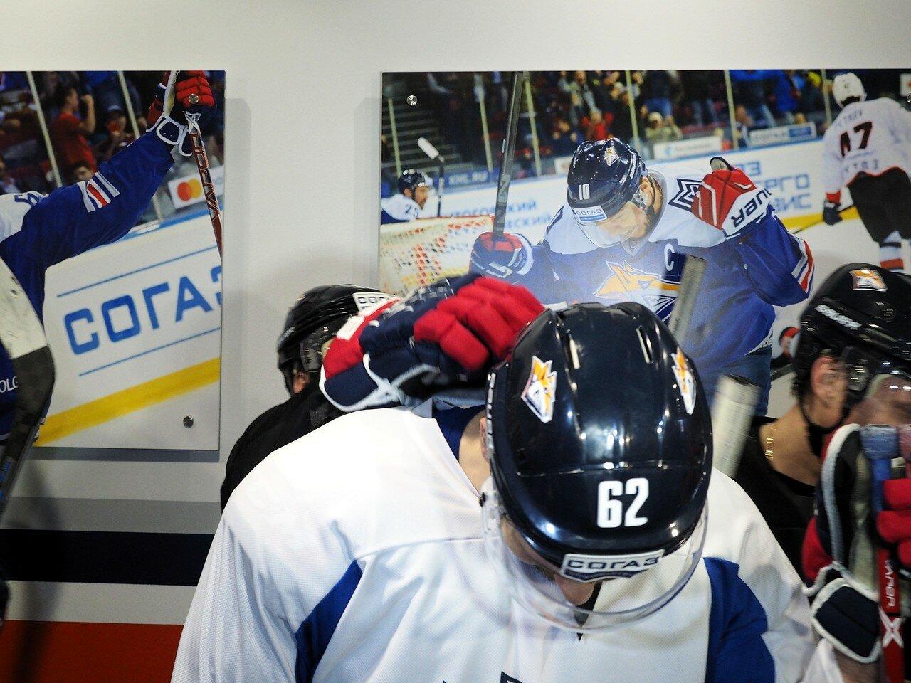 36 Открытая тренировка перед финалом плей-офф КХЛ 2017 06.04.2017