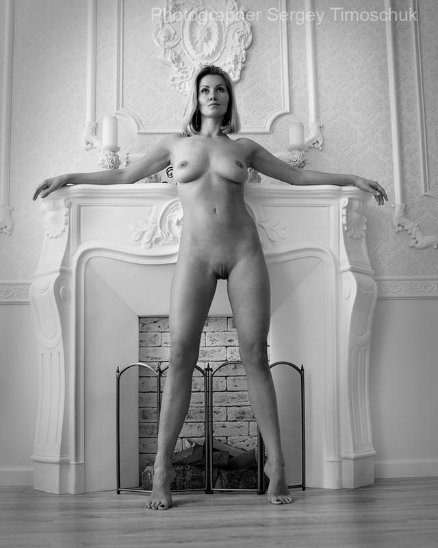 Снимки в стиле «Ню» Сергея Тимощука