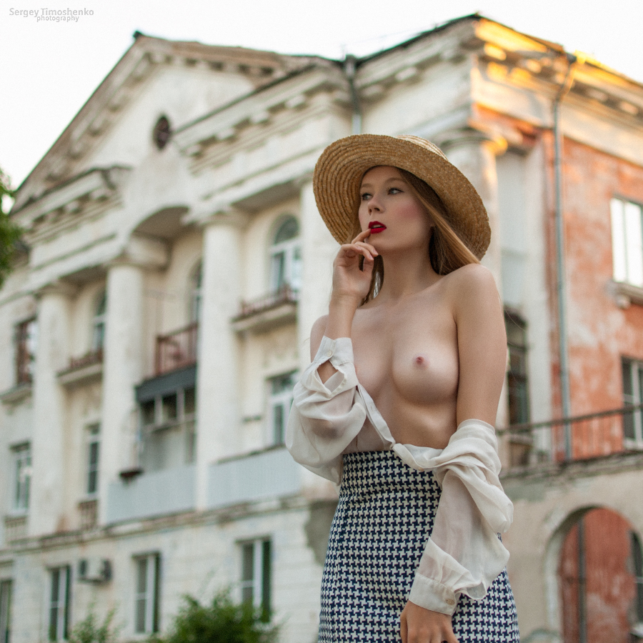 Обнаженные девушки на снимках Сергея Тимошенко