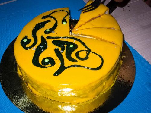 Самый вкусный в мире торт!