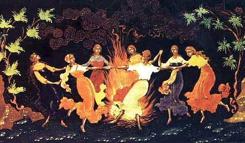 22 июня иван купала славянская традиция
