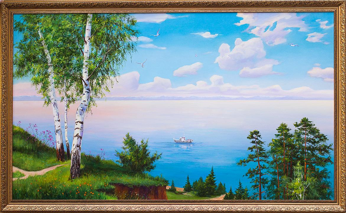 Летний день на Байкале