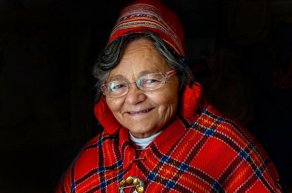 Норвежская Бабушка.