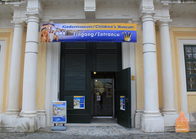 Детский музей в Шенбрунне