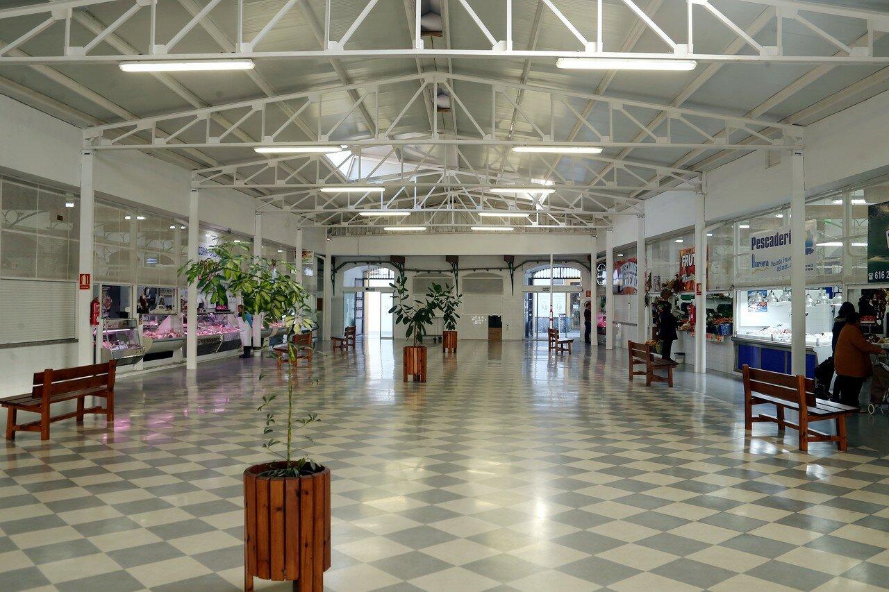 Mercado de Santa Catalina, Zafra