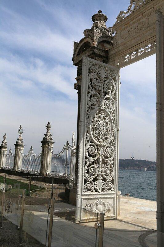 Стамбул, Дворец Долмабахче