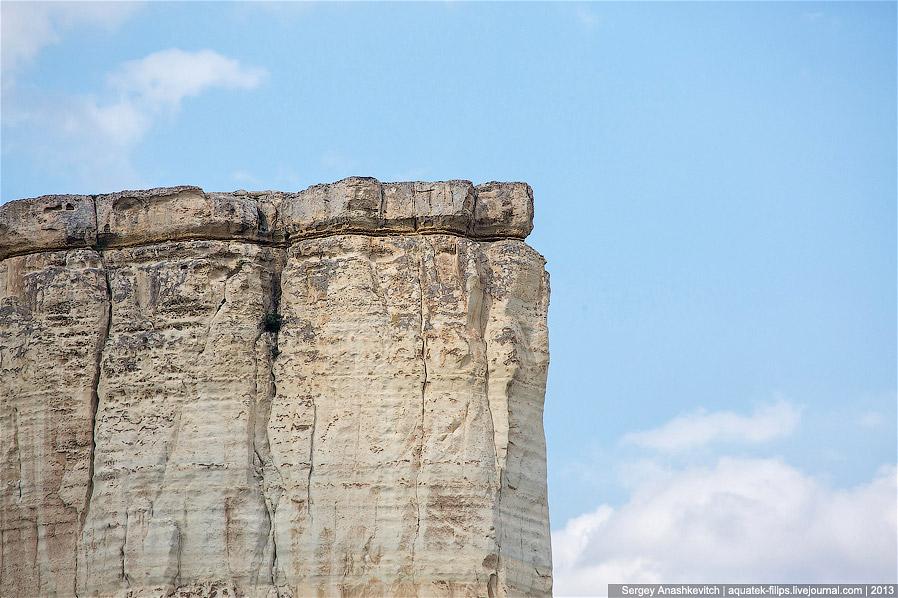 Ак-Кая или Белая скала – каменная красавица Крыма
