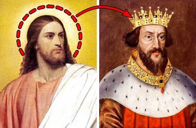 © wikimedia  © wikimedia  Первые короны появились вовремена Древнего Рима иДревнего Ег