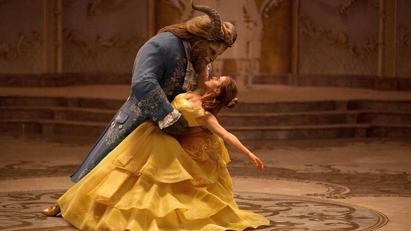Канал MTV назвал фильмом года ленту «Красавица ичудовище»