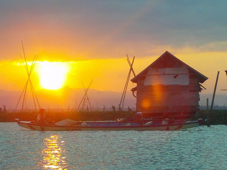 Озеро Темпе
