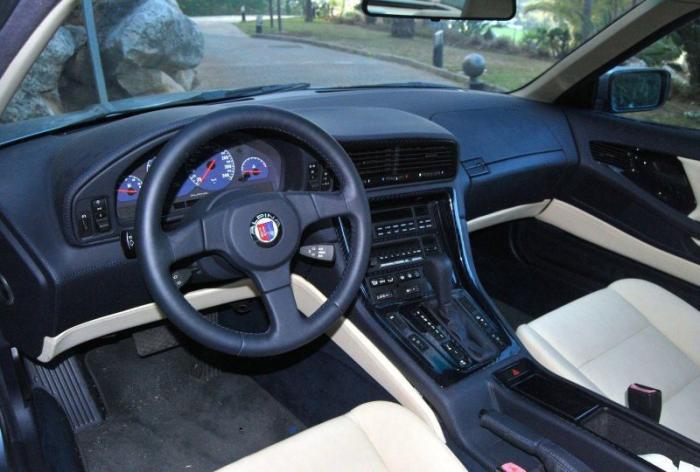 Редкий Alpina B12 1991 выставлен на продажу в Испании