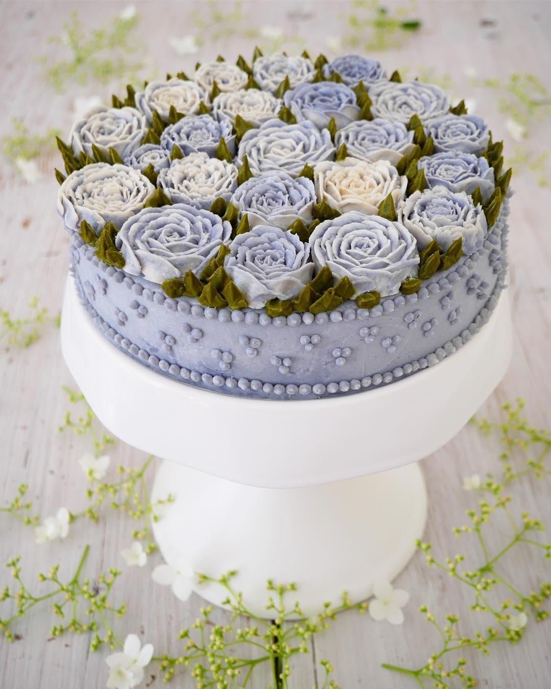 Beautiful & Delicious Vegan Cakes