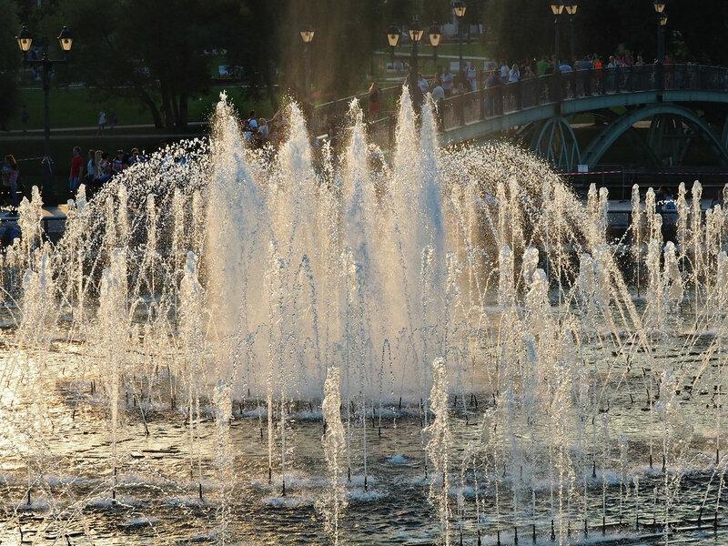 Люблю фонтаны.....
