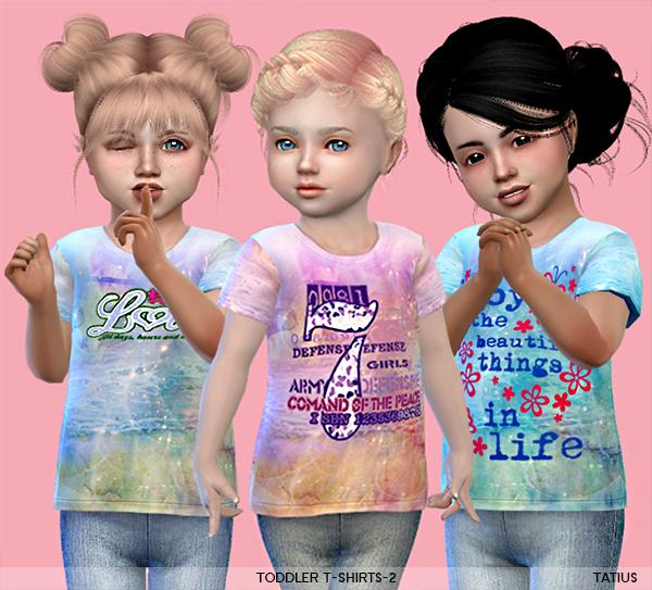 Tatius. Toddler T-Shirts-2