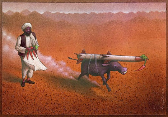Creative Satirical Illustrations by Pawel Kuczynski