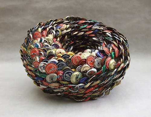 Beautiful Recycled Art